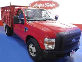 Ford F-350 Super Duty Xl Estacas 2009 Rojo $219,900