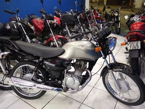 Fan 125 2008 Linda Moto Ent 500,12 X 450 Rainha Motos