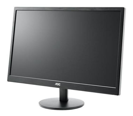 Monitor Led 20 Pulgadas Aoc Full Hd 900p Hdmi 5ms Envío