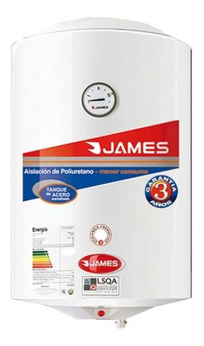 Termotanque Elctrico James 40 Litros - Aj Hogar