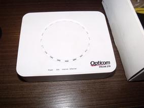 Modem Wifi Opticom Dslink 279