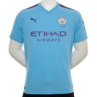 Camiseta Manchester City Home Puma Team Sport Tienda Oficial