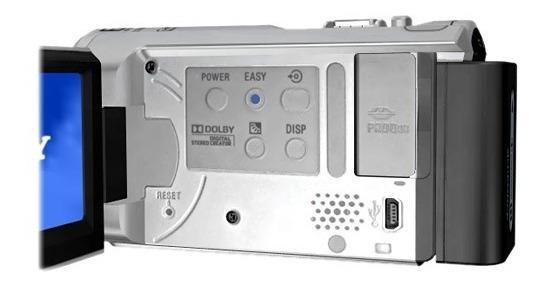 Filmadora Sony Dcr-sx30 Zomm 60x Frete Gratis