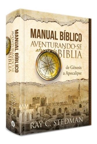 Manual Bíblico Aventurando-se Através Da Bíblia Ray C. St