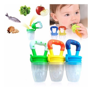 Chupo Para Alimentación De Fruta Para Bebé