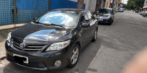 Toyota Corolla 2013 1.8 16v Gli Flex Aut. 4p