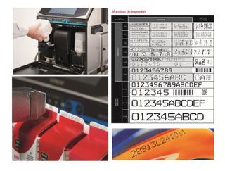 Impresora De Caducidad Y Lote - Codificadores Inkjet