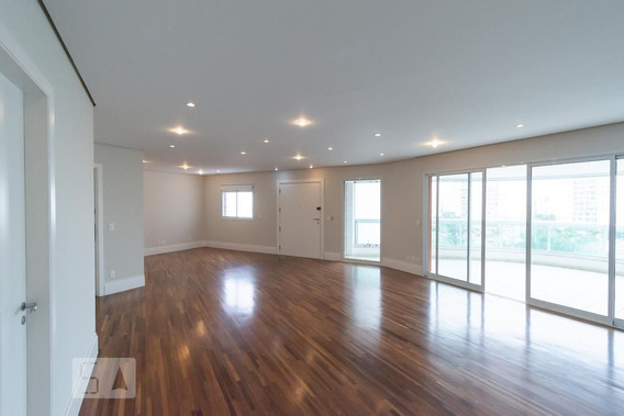 Apartamento No 4º Andar Com 3 Dormitórios E 4 Garagens - Id: 892955823 - 255823
