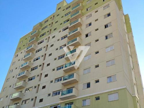 Apartamento Com 3 Dormitórios À Venda, Jardim Paulistano - Sorocaba/sp - Ap2229