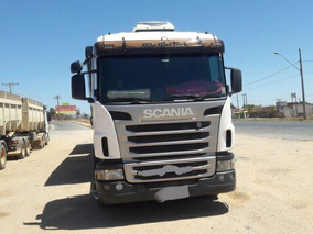 Scania G 470 6 X 4 2008 Revisada Super Conservsda