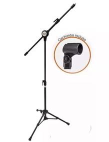 Suporte Pedestal Microfone Vector Pmv-100-pac