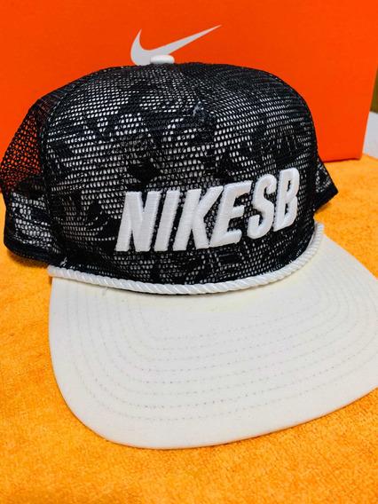 Gorra Nike Sb. Original. Buen Estado