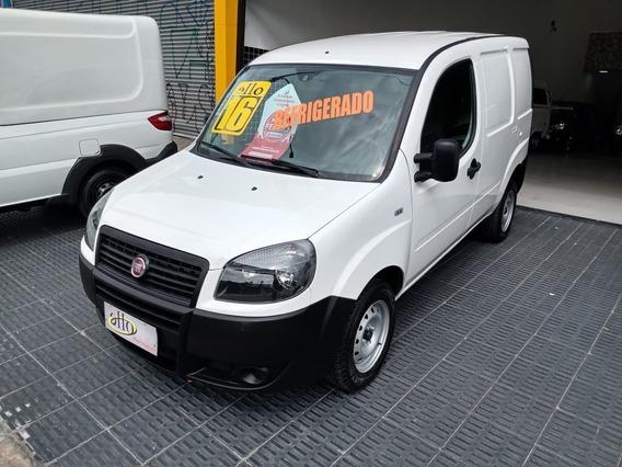 Fiat Doblô Cargo Refrigerada-10° 2016