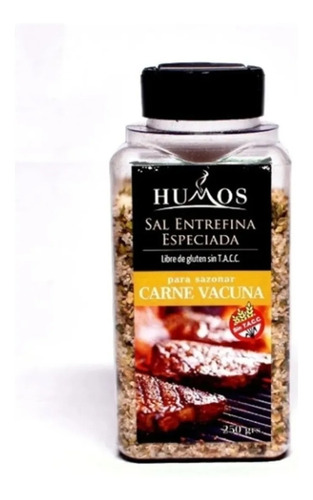 Sal Entrefina Especiada Para Carne Vacuna Titanweb