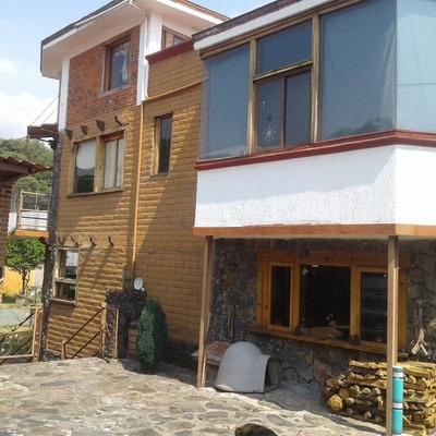 Hermosa Casa En El Campo A 30 Mins Del Df Y A 10 De Cuernava
