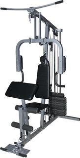 Multigimnasio Reforzado Profesional 50kgs Multigym Bm002