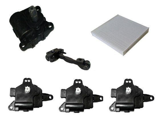 Kit Ranger Xlt/14 Atuadores+filt.de Ar+ Articulador Ori.ford