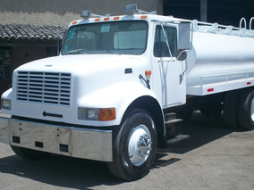 Pipa 10,000 Litros International 4700 Modelo 2001