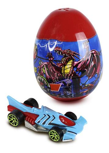 Ovo Surpresa Carrinho Monster Wheels Menino Sortido Coleção