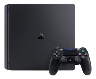 Sony PlayStation 4 Slim 1TB Hits Bundle: Days Gone/Detroit: Become Human/Call of Duty: Black Ops 4 jet black