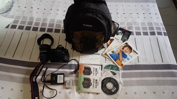 Canon T3i, Lente Canon 10 22 Mm, Lente Canon 50 Mm