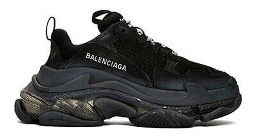 Zapatillas Tenis Balenciaga Triple S Mujer Original