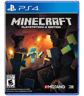 Juego Playstation Minecraft Playstation 4 / Makkax