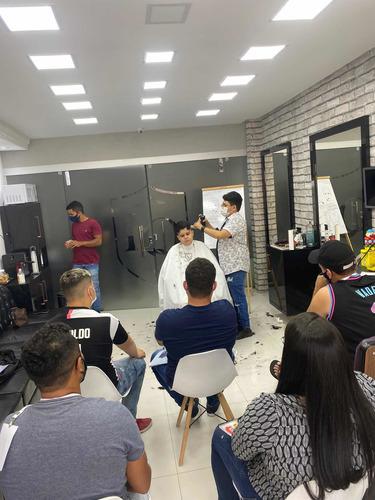 Curso Prático Para Barbeiros