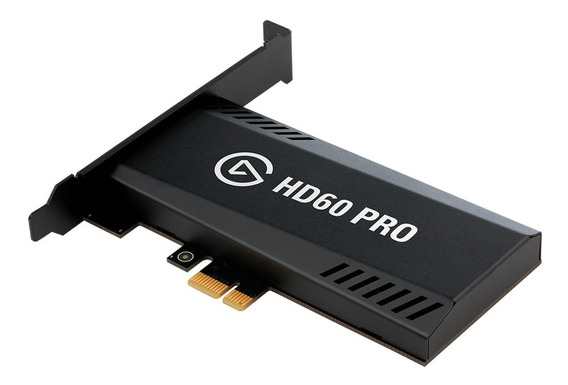 Capturadora Elgato Game Capture Hd60 Pro