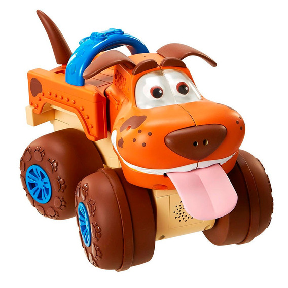 Veículo De Controle Remoto - Street Dog - Buster - New Toys