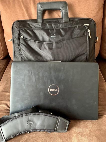 Notebook Dell Inspiron 1545 Dual Core 4gb + Maleta Dell