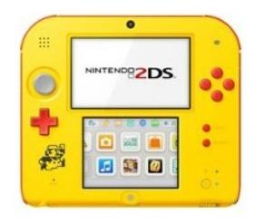Consola Nintendo 2ds W/ Mario Maker
