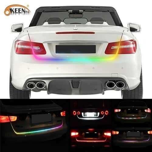 Imagen 1 de 4 de Luces Led Direccionales Luces Led Universales Para Carro