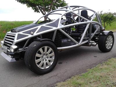 Protótipo Em Alumínio, Rally Ñ Camaro, Ñ Mustang, Ñ Bmw