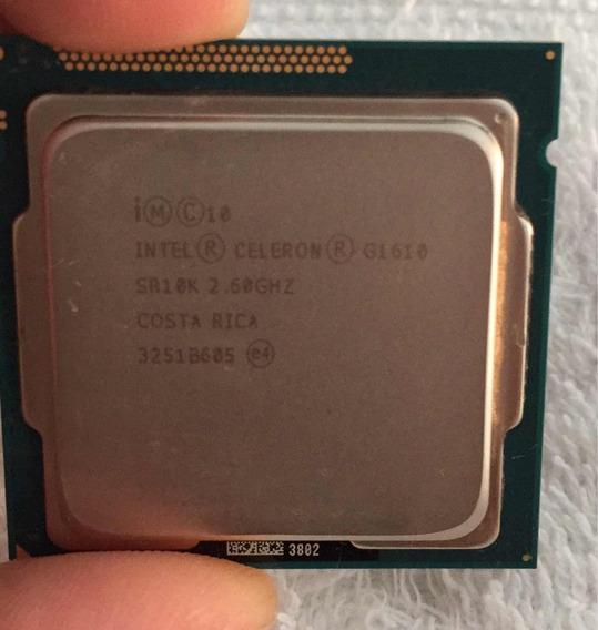 Processador Celeron G1610 1155