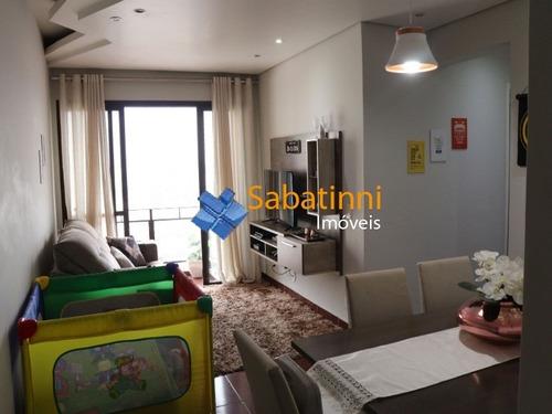 Apartamento A Venda Em Sp Tatuapé - Ap04644 - 69397180