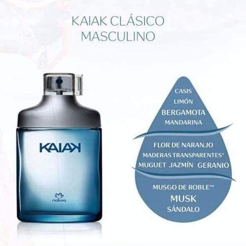 Kaiak Clasico Natura 100 Ml