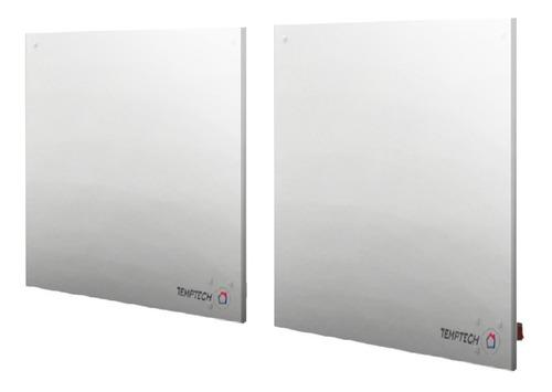 Imagen 1 de 10 de Panel Calefactor Radiante Bajo Consumo 500w X 2 Unidades