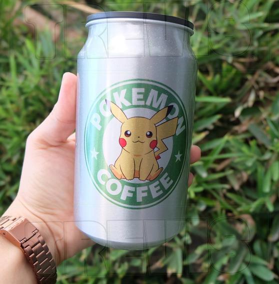 Lata Pikachu / Pokemon/ Starbucks