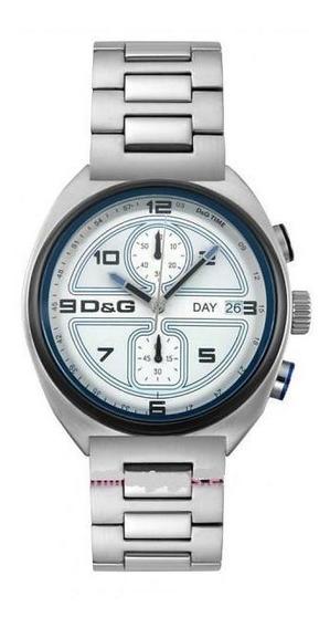 Reloj D&g Dw0301 Altzibar Blanco