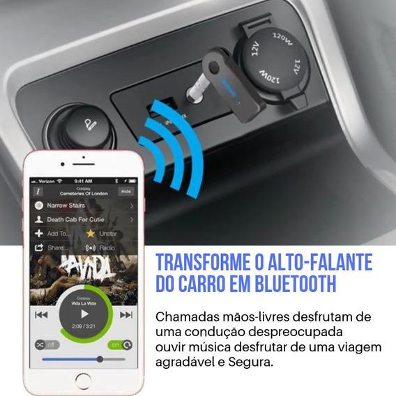 Receptor Bluetooth Áudio Automóvel E Dispositivos De Audio