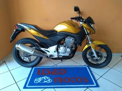 Honda Cb 300 R 2010 Dourada