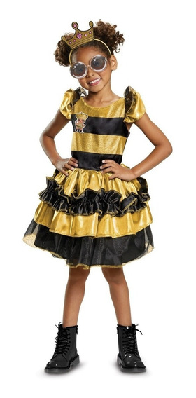 Disfraz L.o.l Surprise Doll Queen Bee