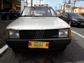 Fiat Uno Mille 1991 Prata 2 Portas - Esquina Automoveis