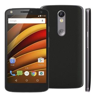 Promoção * Celular Motorola Moto X Force Xt1580 64gb Vitrine