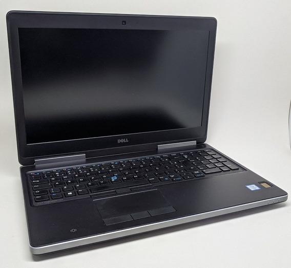 Notebook Dell Precision 7510 I7 32gb Ddr4 500gb Ssd Grade B