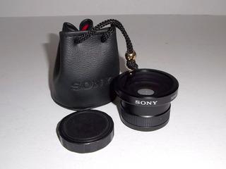 Lente Sony Video Semi Fisheye X0.45 Rosca 46mm