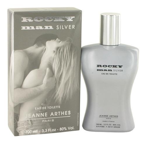 Rocky Hombre De Plata Por Jeanne Arthes