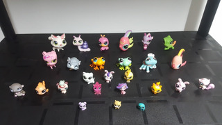 Littlest Pet Shop Hasbro Originales Precio X Unidad