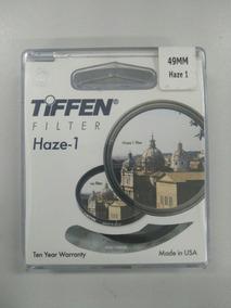Filtro Uv Tiffen 49mm Uv Haze 1
